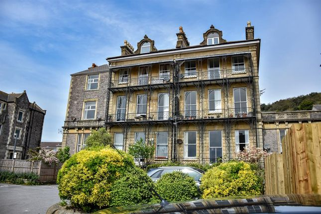 Thumbnail Flat to rent in South Road, Weston-Super-Mare