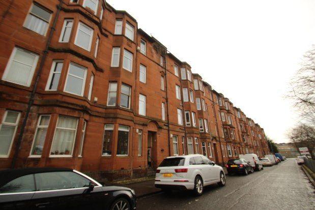 Thumbnail Flat to rent in Rannoch Street, Glasgow