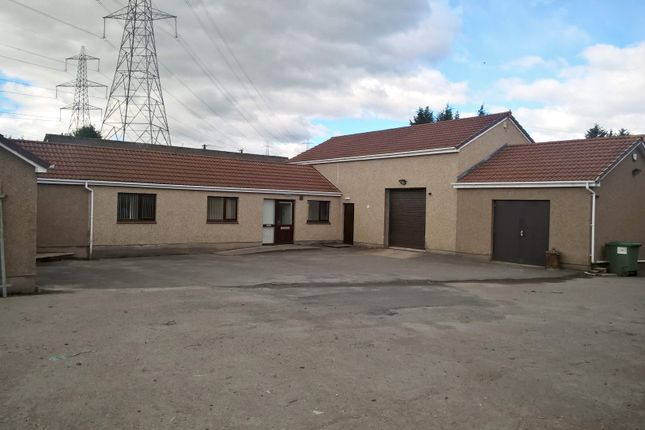 Thumbnail Office to let in Workshop/Office/Yard, Plean Industrial Estate, Plean