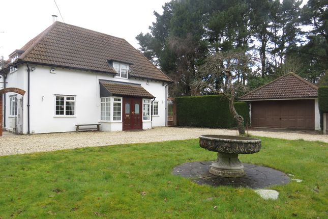 Thumbnail Detached house for sale in Main Road, Dibden, Southampton