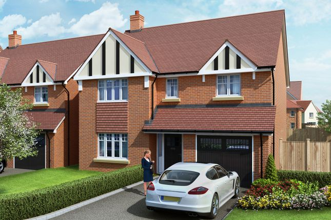 """Thumbnail Detached house for sale in """"The Alnwick"""" at Grange Road, Chalfont St. Peter, Gerrards Cross"""