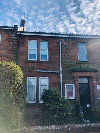 Thumbnail Flat to rent in Flat 4, 6 Jeffrey Street, Kilmarnock, Ayrshire