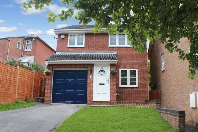 Thumbnail Detached house for sale in Squirrel Drive, Southampton