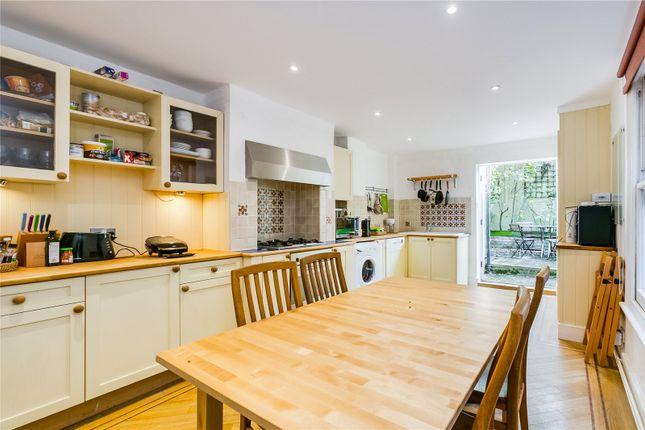 Kitchen of Brayburne Avenue, London SW4