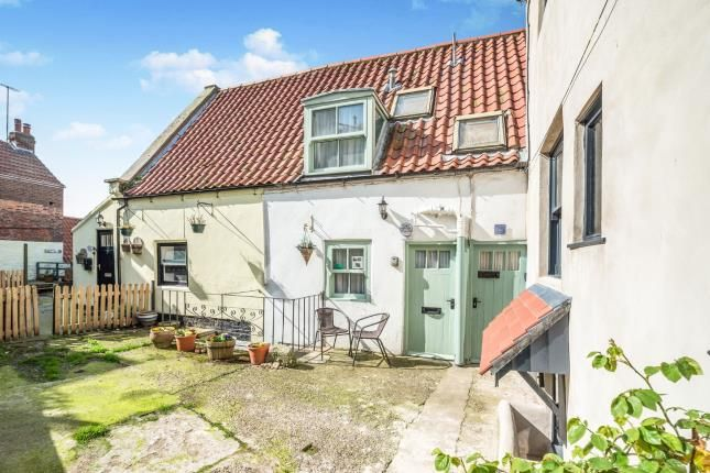 Thumbnail Terraced house for sale in Kiln Yard, Church Street, Whitby, North Yorkshire