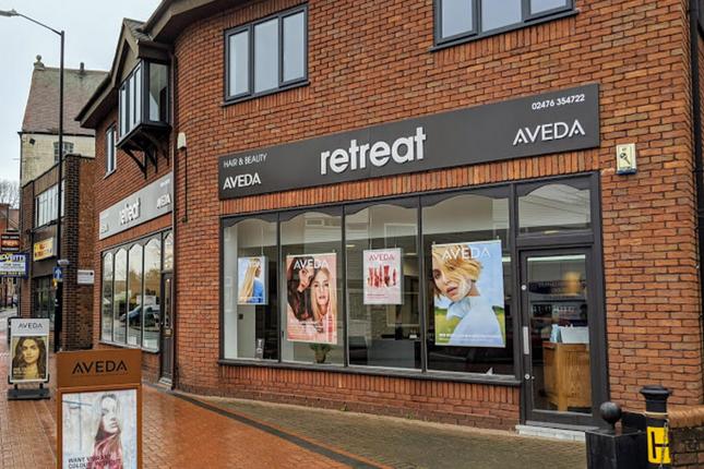 Thumbnail Retail premises for sale in Bond Street, Nuneaton