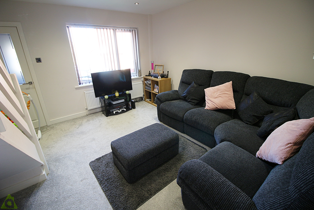 Lounge of Collingwood Way, Westhoughton, Bolton BL5