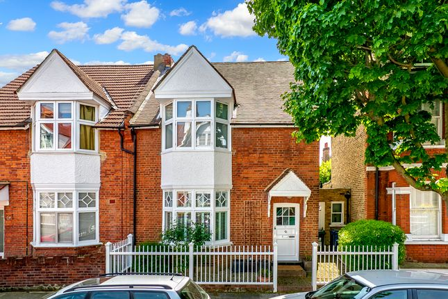 Thumbnail Property to rent in Blandford Road, London