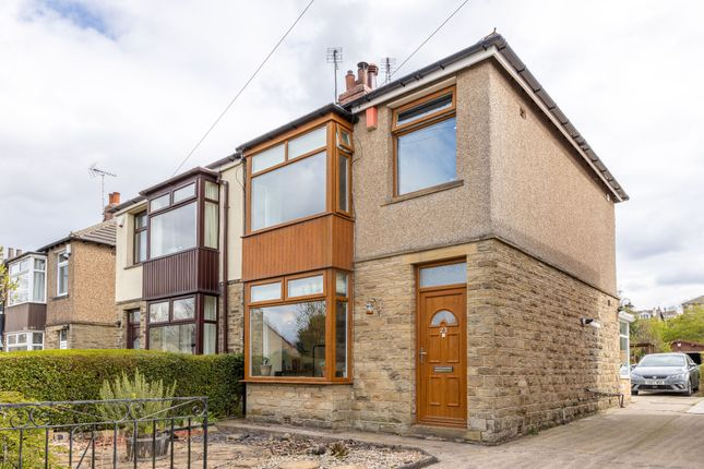 Thumbnail Semi-detached house for sale in Green Lane, Brighouse