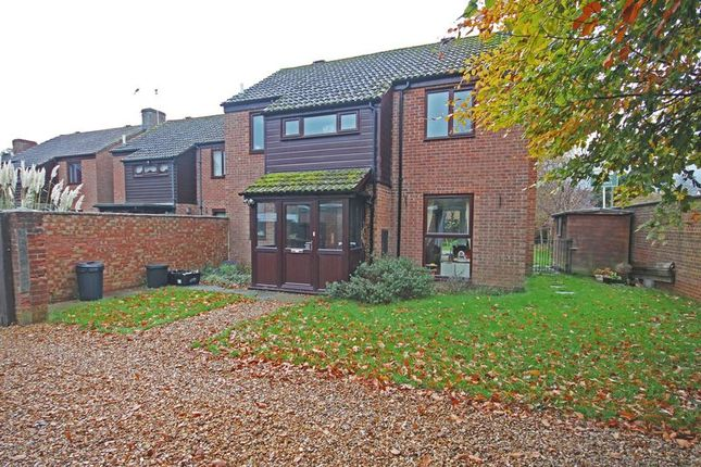 Thumbnail Detached house for sale in Lyster Road, Fordingbridge