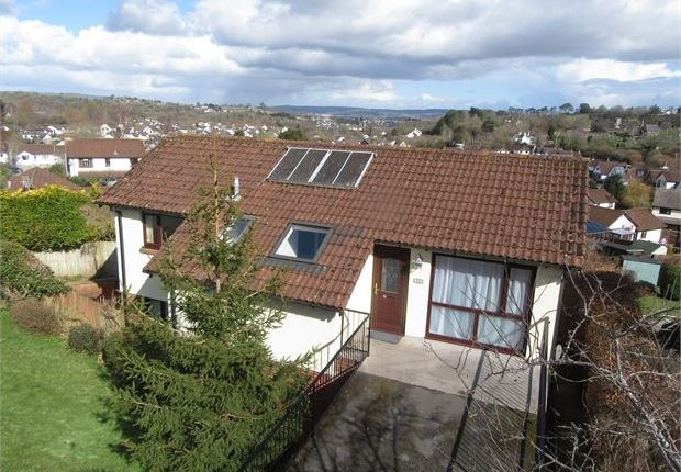 Thumbnail Detached house for sale in Buttercombe Close, Ogwell, Newton Abbot, Devon.