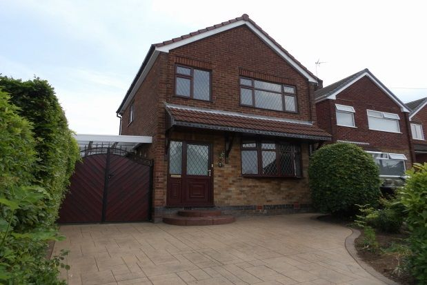 Thumbnail Property to rent in Blenheim Place, Huthwaite, Sutton-In-Ashfield