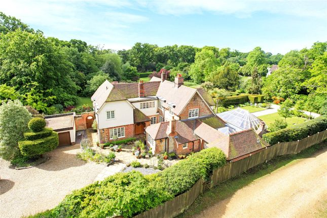Thumbnail Detached house for sale in Shappen Bottom, Burley, Ringwood, Hampshire