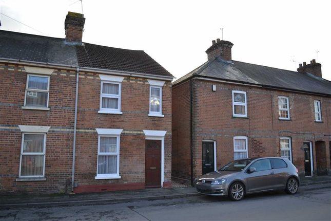 Thumbnail End terrace house for sale in York Road, Newbury, Berkshire