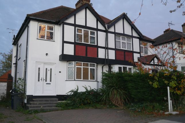Semi-detached house for sale in Mount Grove, Edgware