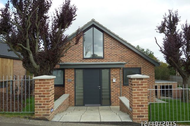 Thumbnail Detached house to rent in Willow Close, Wortwell, Harleston