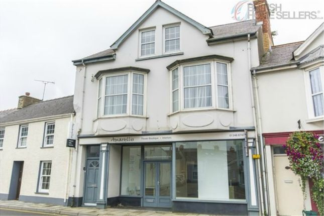Thumbnail Flat for sale in West Street, Fishguard, Pembrokeshire