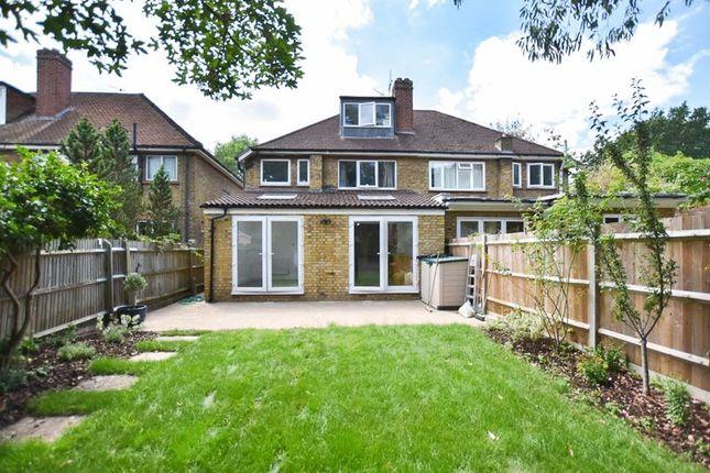 Thumbnail Flat to rent in Dukes Avenue, Kingston Upon Thames