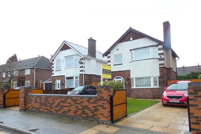Thumbnail Detached house for sale in Tarbock Road, Huyton, Liverpool