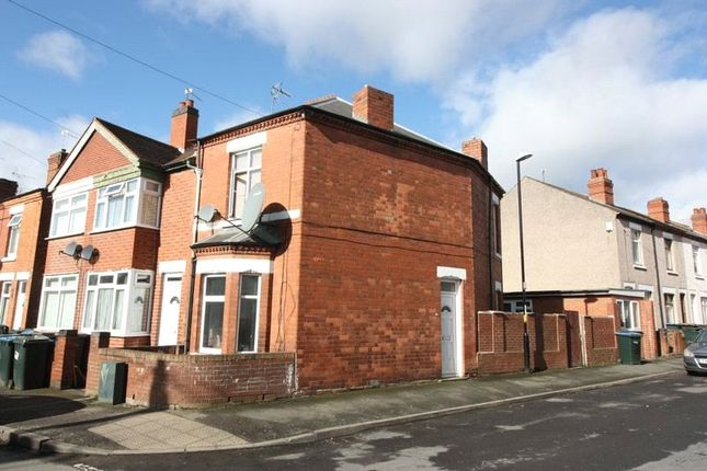 Thumbnail Terraced house for sale in Dorset Road, Radford, Coventry, West Midlands