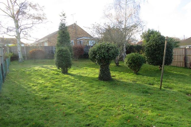 Rear Garden of Eastwood Old Road, Leigh-On-Sea SS9