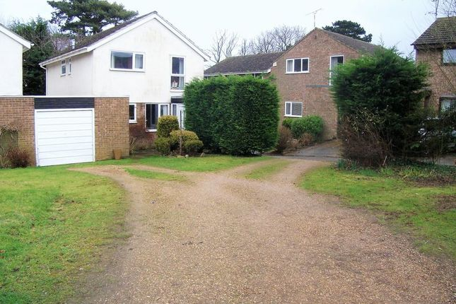 Thumbnail Link-detached house for sale in Harmans Way, Weedon