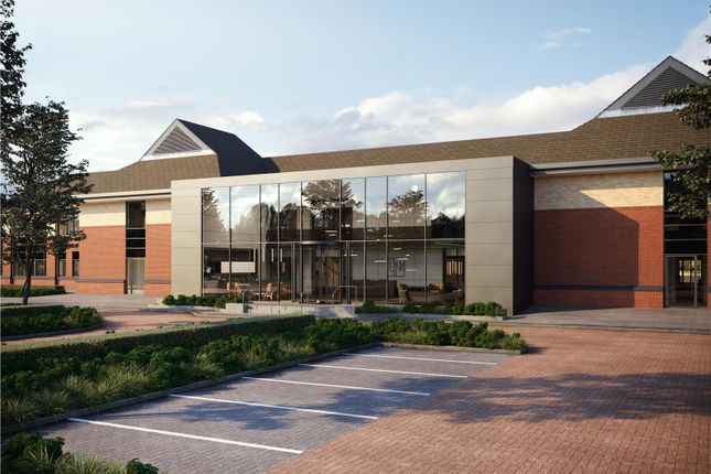 Thumbnail Office to let in The Link, Maidenhead Office Park, Westacott Way, Maidenhead, Berkshire