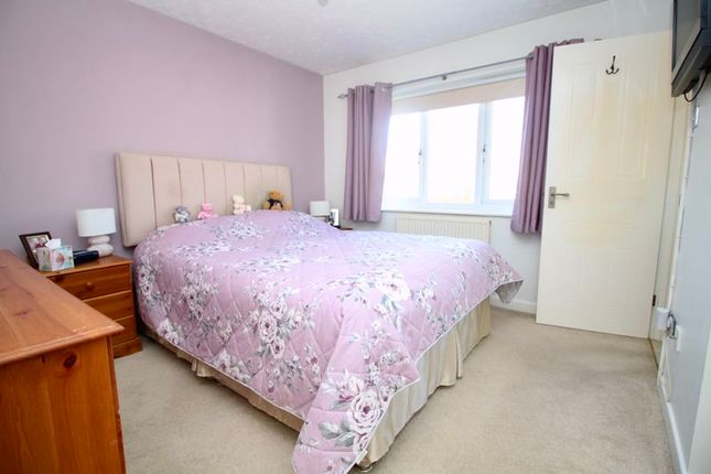 Primary Bedroom of Mosaic Close, Southampton SO19