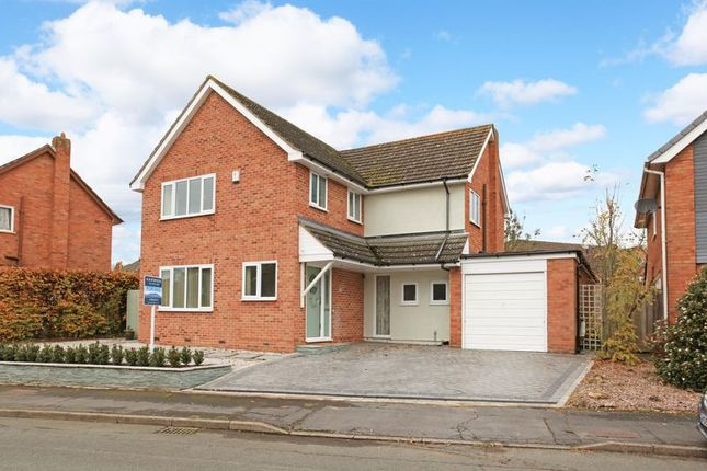 Thumbnail Detached house for sale in Silvermere Park, Shifnal