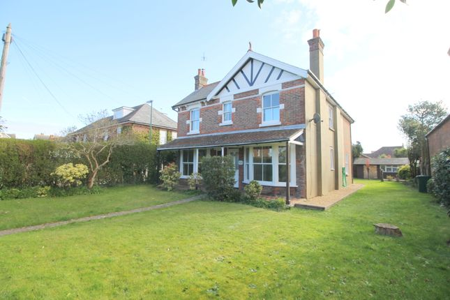 Thumbnail Detached house to rent in Stein Road, Emsworth