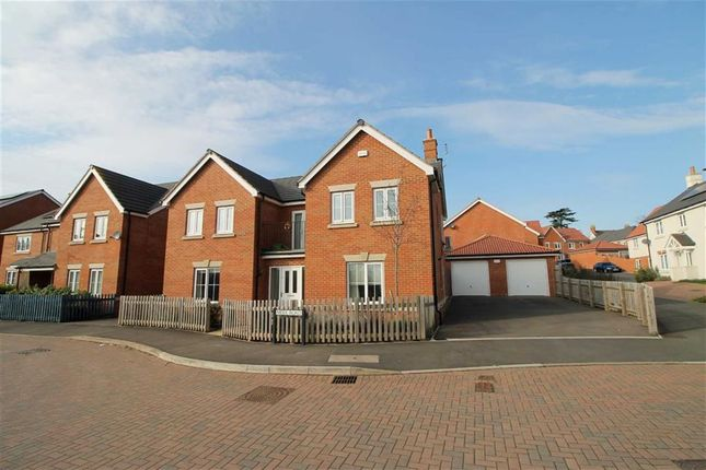 Thumbnail Link-detached house for sale in Meek Road, Newent