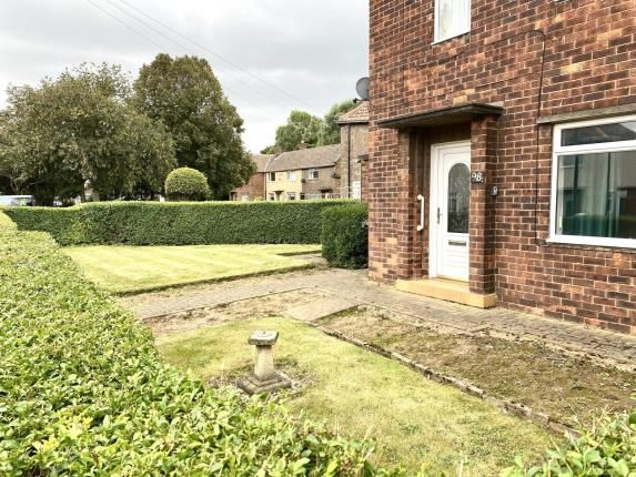 Front Views of Park Avenue, Middlesbrough, Teesville TS6