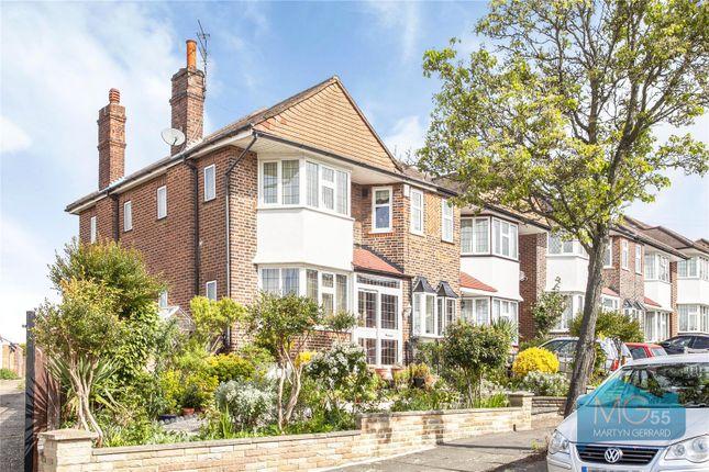 Thumbnail Semi-detached house for sale in Underne Avenue, Southgate, London