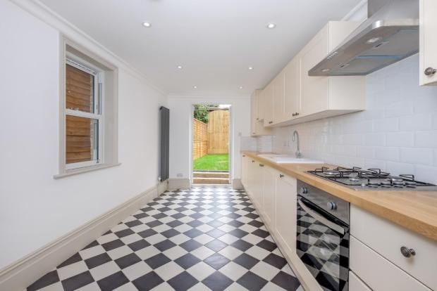 Thumbnail End terrace house to rent in Lilford Road, Camberwell