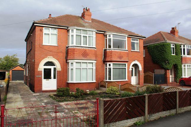 Thumbnail Semi-detached house for sale in Bridge Lane, Rawcliffe Bridge