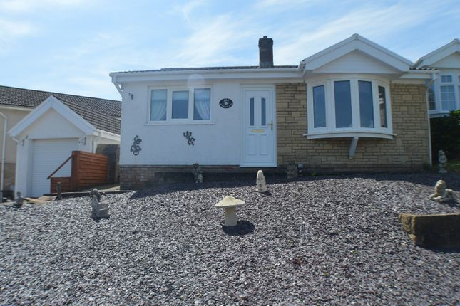 Semi-detached bungalow for sale in Ridgewood Gardens, Cimla, Neath