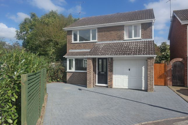 Thumbnail Detached house for sale in Byron Avenue, Lexden, Colchester
