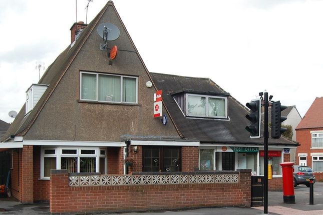Thumbnail Retail premises for sale in 33 Church Road, Hartshill, Warwickshire