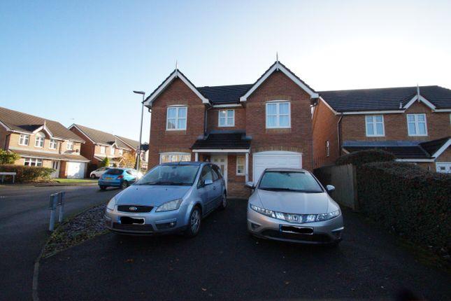 Thumbnail Flat for sale in Dartington Road, Platt Bridge, Wigan, Lancashire