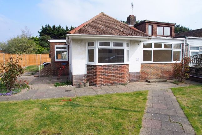 Thumbnail Bungalow to rent in Western Road, Sompting, Lancing