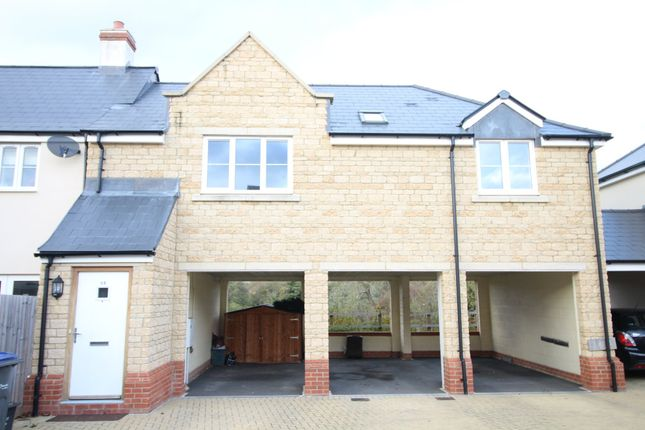 Semi-detached house to rent in Station Road, Calne