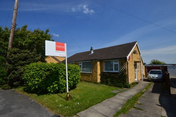 Thumbnail Bungalow to rent in Maybury Avenue, Durkar, Wakefield