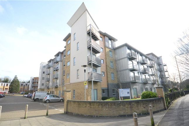 Thumbnail Flat for sale in Brand House, Coombe Way, Farnborough