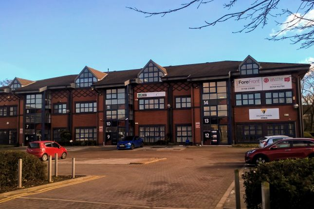 Thumbnail Office to let in Units 9, 10 And 12 Ashley Business Court, Rawmarsh Road, Rotherham