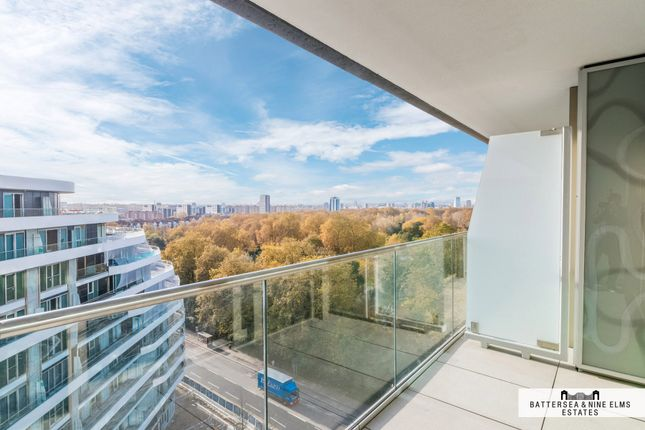 Thumbnail Flat for sale in Chelsea Bridge Vista, Sopwith Way