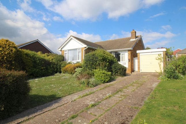 Thumbnail Detached bungalow for sale in Hickman Way, Hastings
