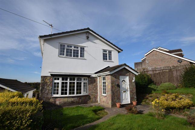 Thumbnail Detached house for sale in Despenser Avenue, Llantrisant, Pontyclun