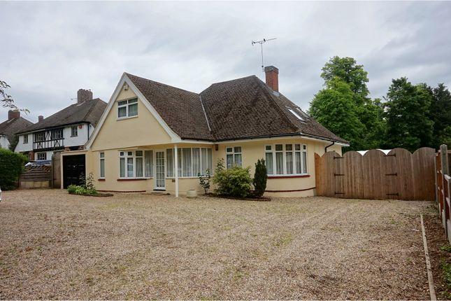 Thumbnail Detached house for sale in Beech Drive, Sawbridgeworth