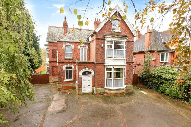 Thumbnail Detached house for sale in Abbey Park Road, Grimsby