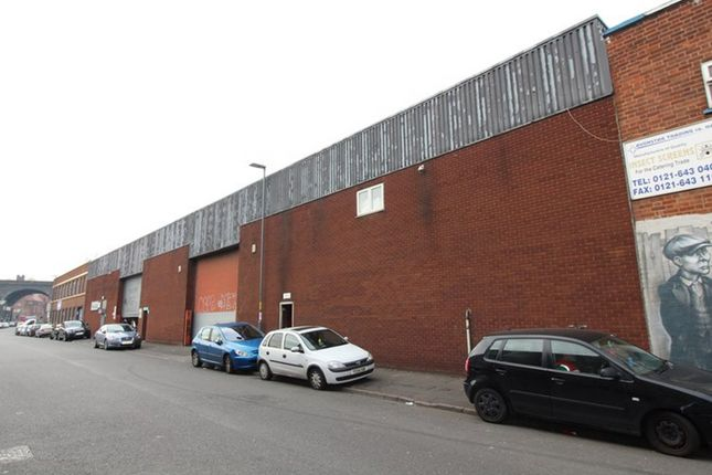 Thumbnail Industrial for sale in 46 Barn Street, Birmingham
